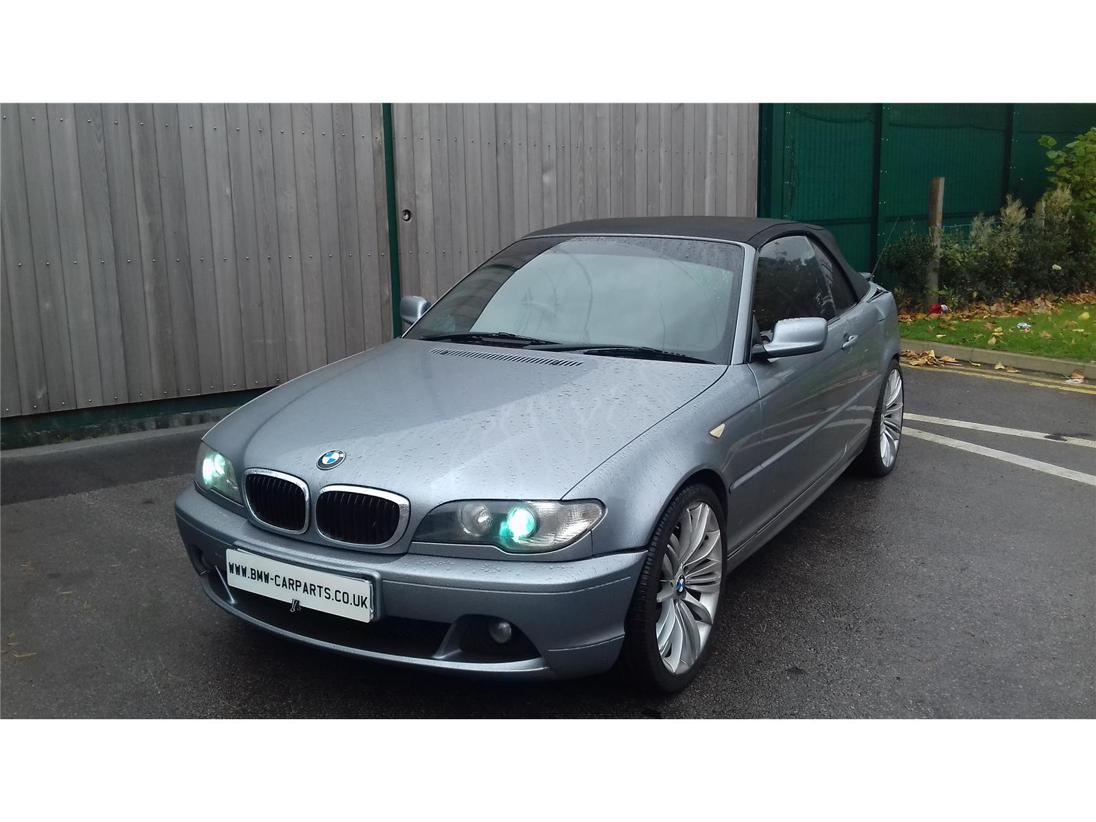 2005 BMW 3 SERIES 318CI SE Convertible (PETROL / MANUAL