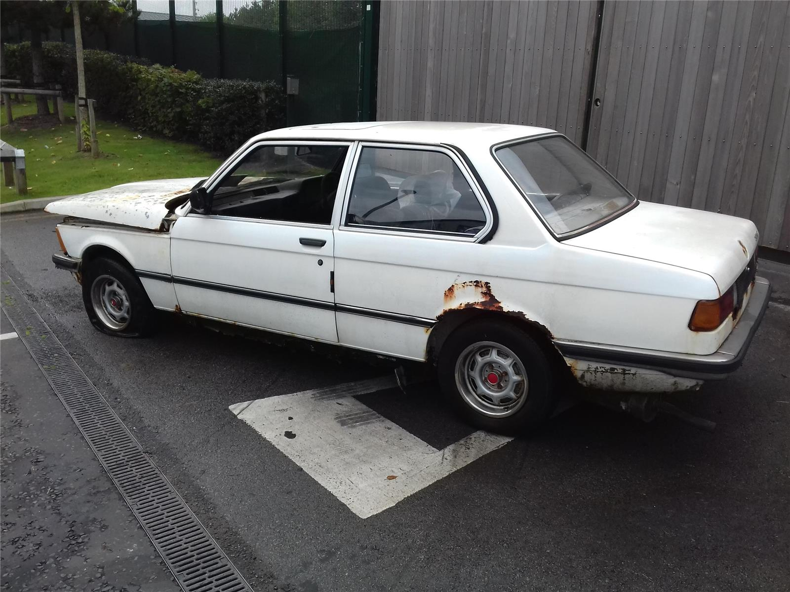 1982 BMW 3 SERIES Saloon (PETROL / MANUAL) breaking for used and ...
