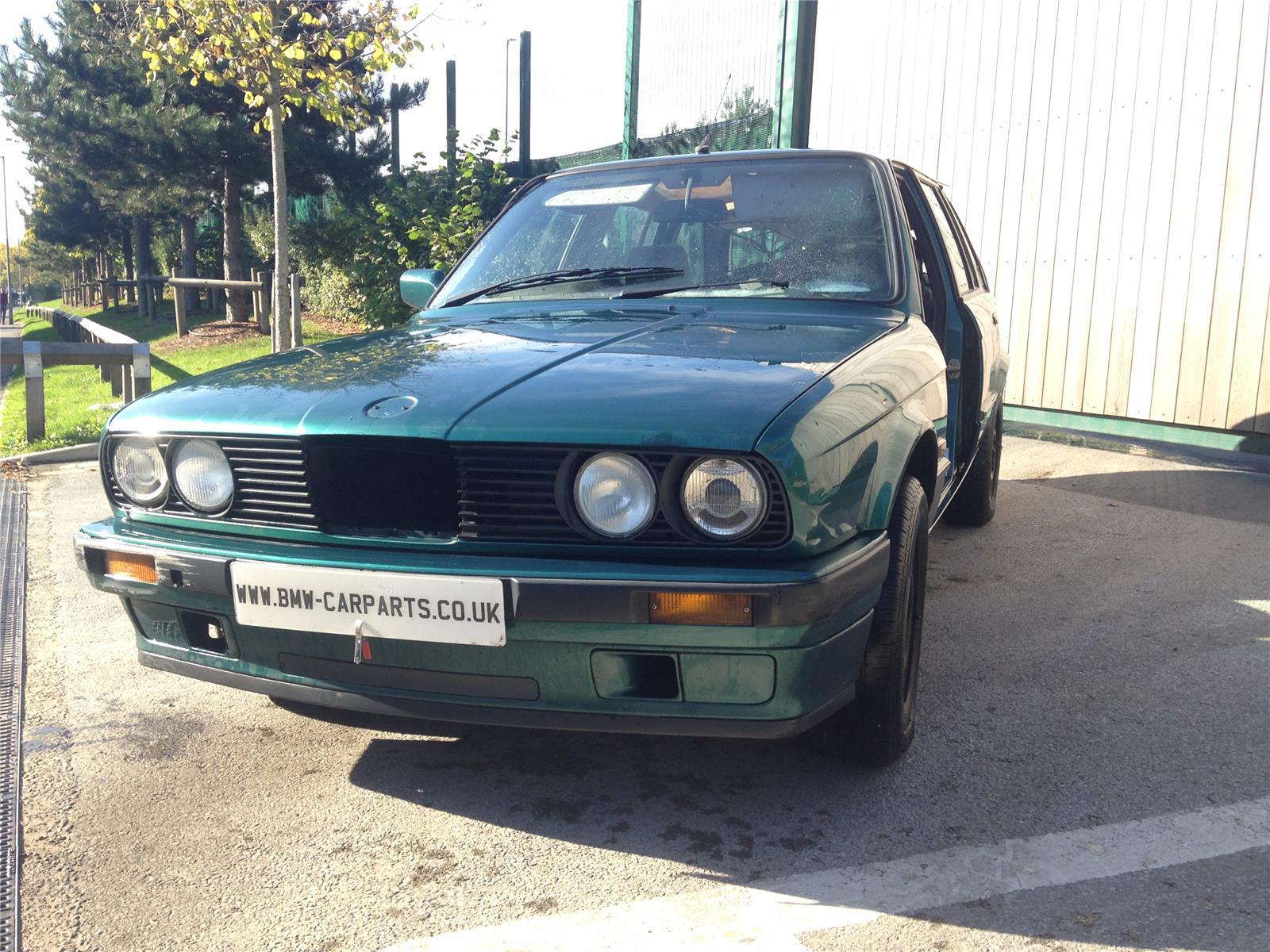 1993 BMW E30 316I TOURING LUX 1596l MANUAL PETROL