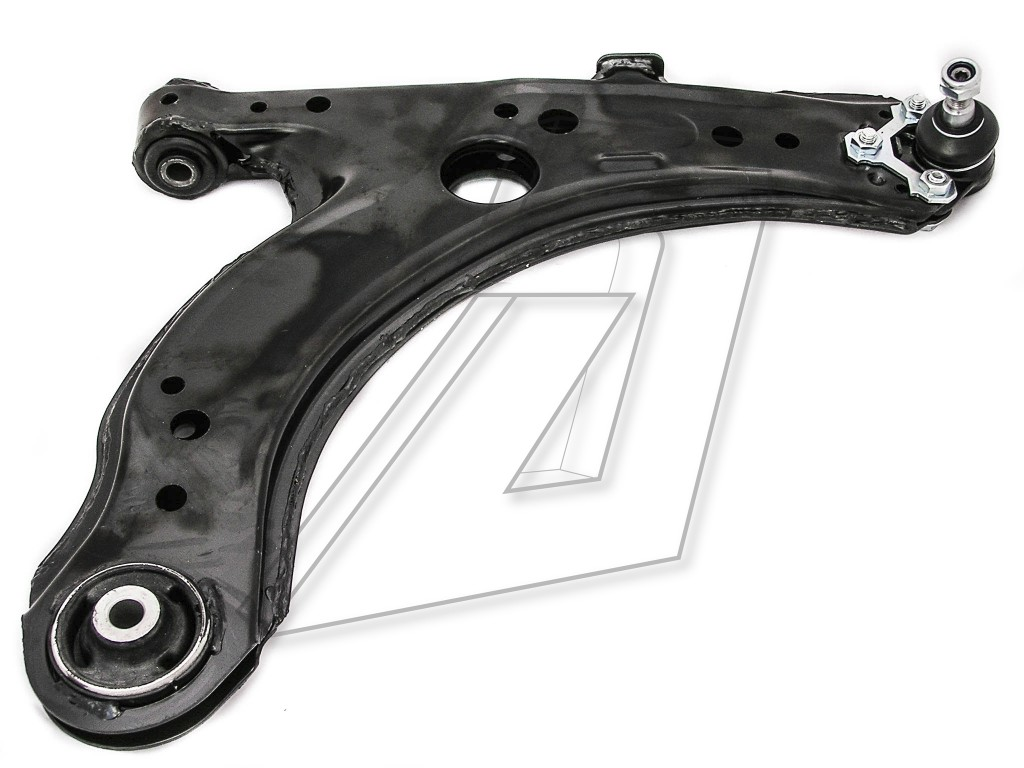 Audi A3 Front Right Lower Control Arm with Ball Joint 1J0407151B, 1J0407366C