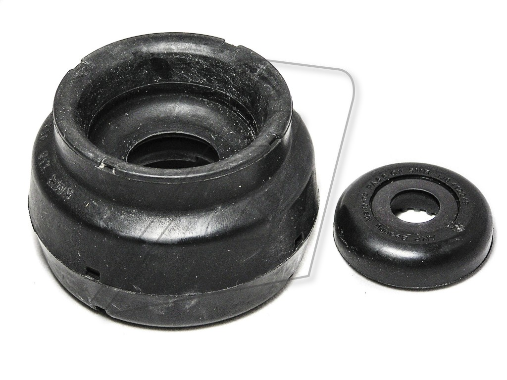 Audi TT Front Left or Right Top Strut Mount with Bearing
