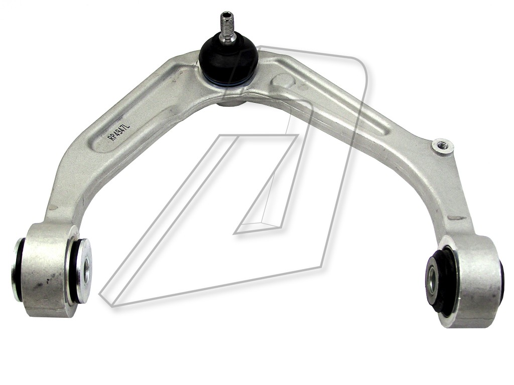 Alfa Romeo Spider Front Left Upper Control Arm with Ball Joint