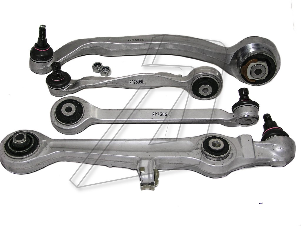 Audi A6 Front Left Suspension Control Arm Kit 8D0498998