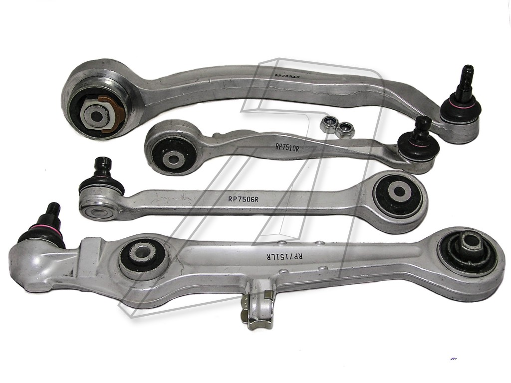 Audi A4 Front Right Wishbone Control Arm Kit 8D0498998