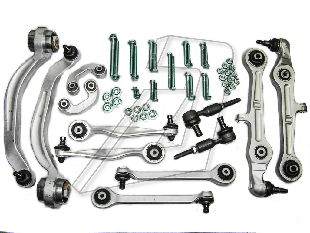 Audi A4 Front Left and Right Suspension Control Arm Kit RPADKIT1M