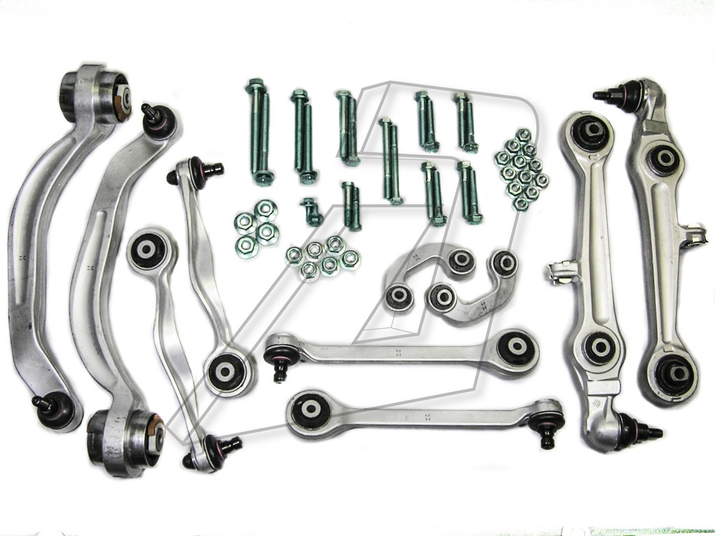 Audi A6 Front Left and Right Wishbone Control Arm Kit RPADKIT1NTR