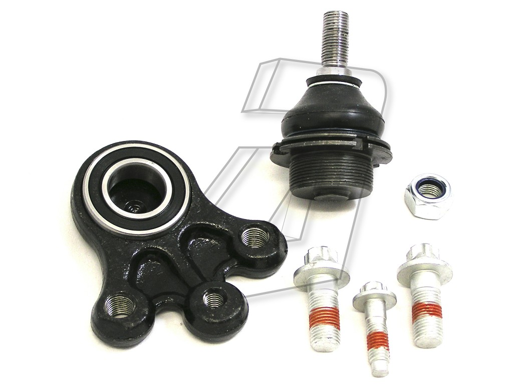 Peugeot 508 Front Upper and Lower Left or Right Ball Joints Kit
