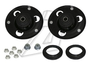 Front Left and Right Top Strut Mounts With Bearing Pair RNX100080