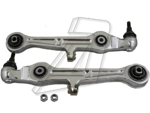 Front Left and Right Lower Suspension Track Control Arms Wishbones With Ball Joint RP151CP Pair