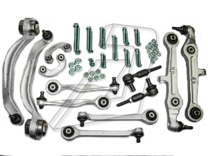 Audi A6 Front Left and Right Wishbone Control Arm Kit RPADKIT1C