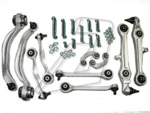 Skoda Superb Front Left and Right Wishbone Control Arm Kit RPADKIT1NTR