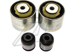 Jaguar S-Type Front Left and Right Arm Bushes Kit