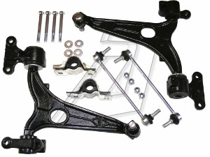 Peugeot Expert Front Left and Right Track Control Arms, Ball Joints, Stabilser Links, Bushes Kit