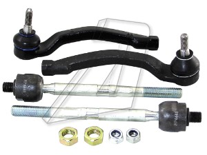Renault Scenic Mk2 Front Left and Right Track Rod Ends Kits 7701474795, 7701474796,  7701474448