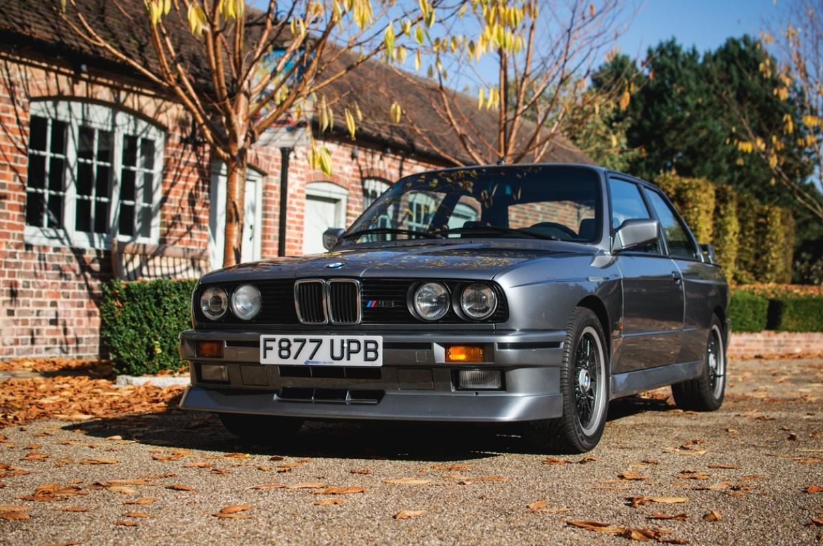 Jay Kay's rare BMW E30 M3 Johnny Cecotto up for grabs