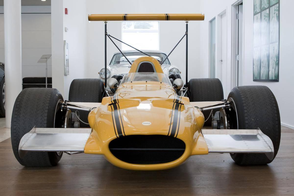 The final car built by a fallen Formula 1 superpower