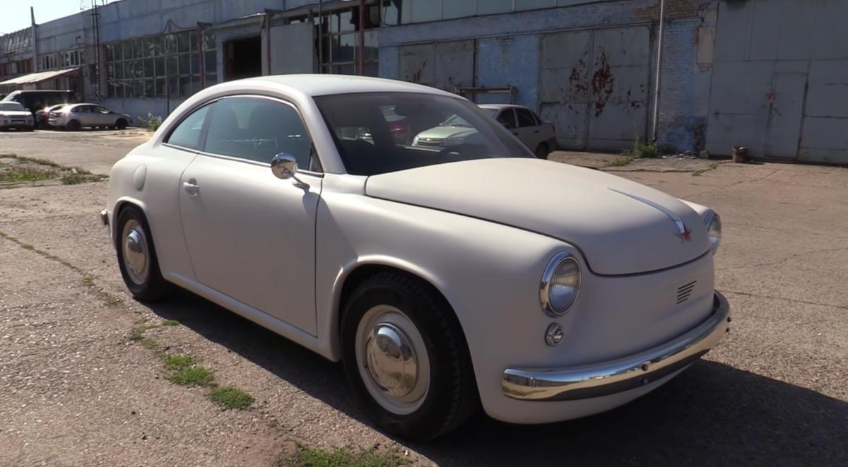 Soviet people's car reborn as modern Beetle conversion