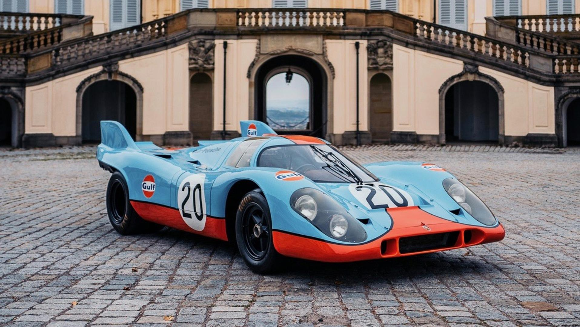 Watch: Porsche's top five most expensive cars of all time