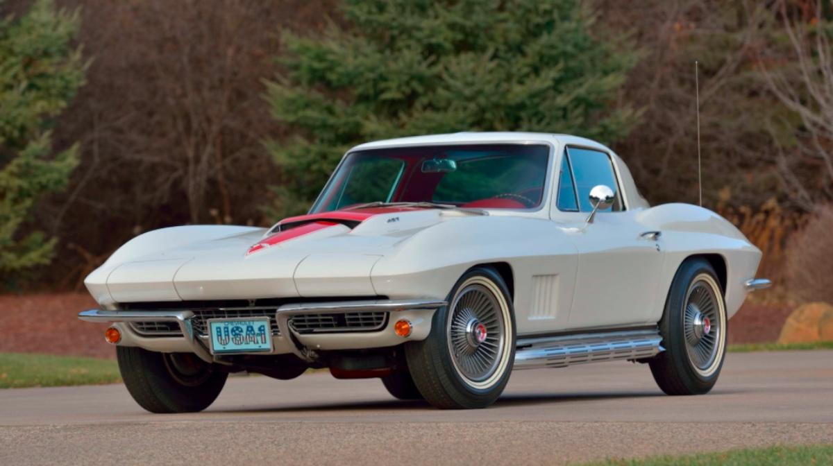 Why the ultimate 1967 Chevrolet Corvette can never be driven