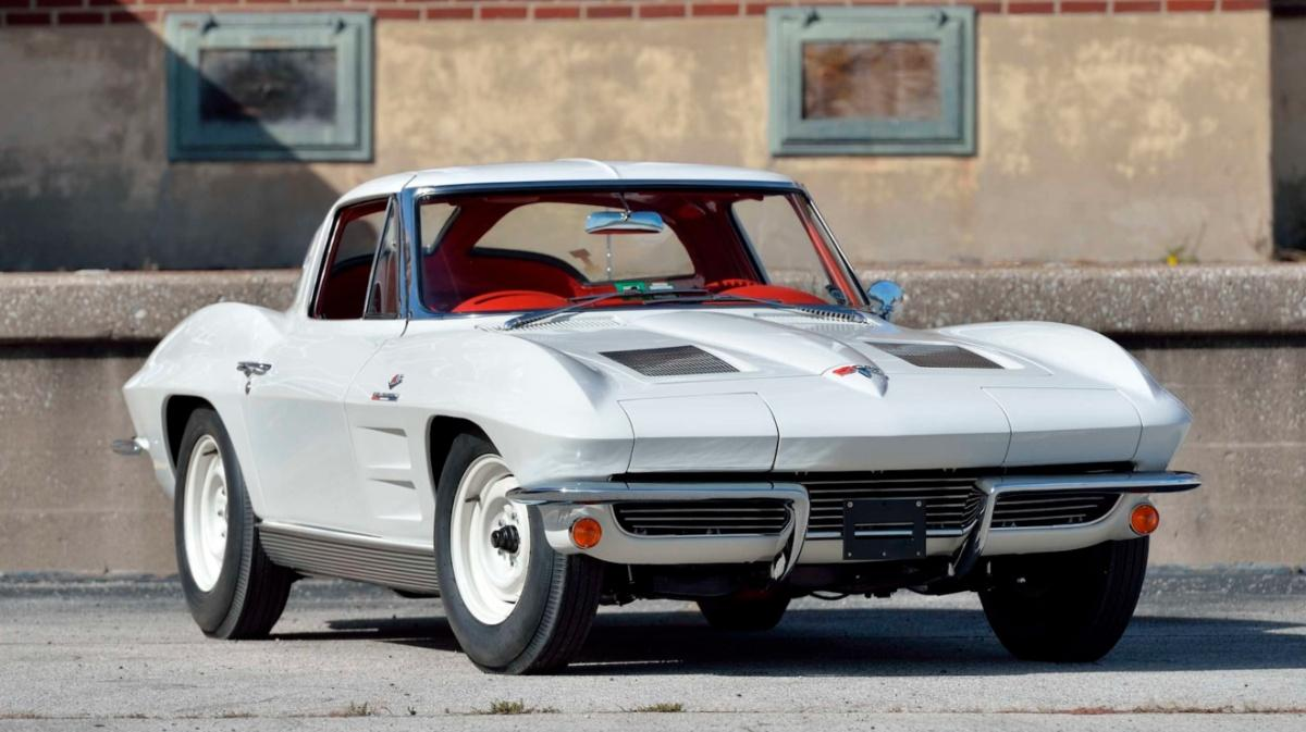 Rare 1963 Corvette Z06 barn find restored after 51 years