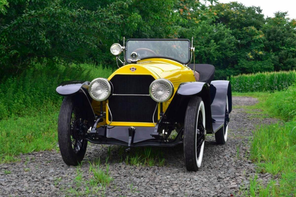 Why this 1920 Stutz Bearcat is an all-American hero