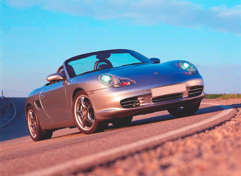 Porsche Boxster 986 Buying Guide