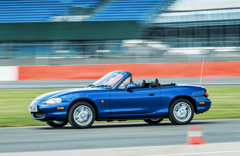 How to save your Mazda MX-5 Miata from rust
