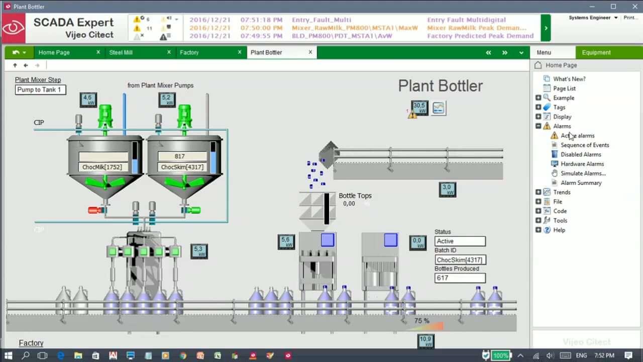 AutomationTube | Vijeo Citect v7 5 Training Course