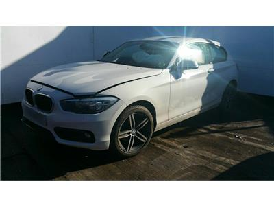 2015 BMW 1 SERIES 116D SPORT