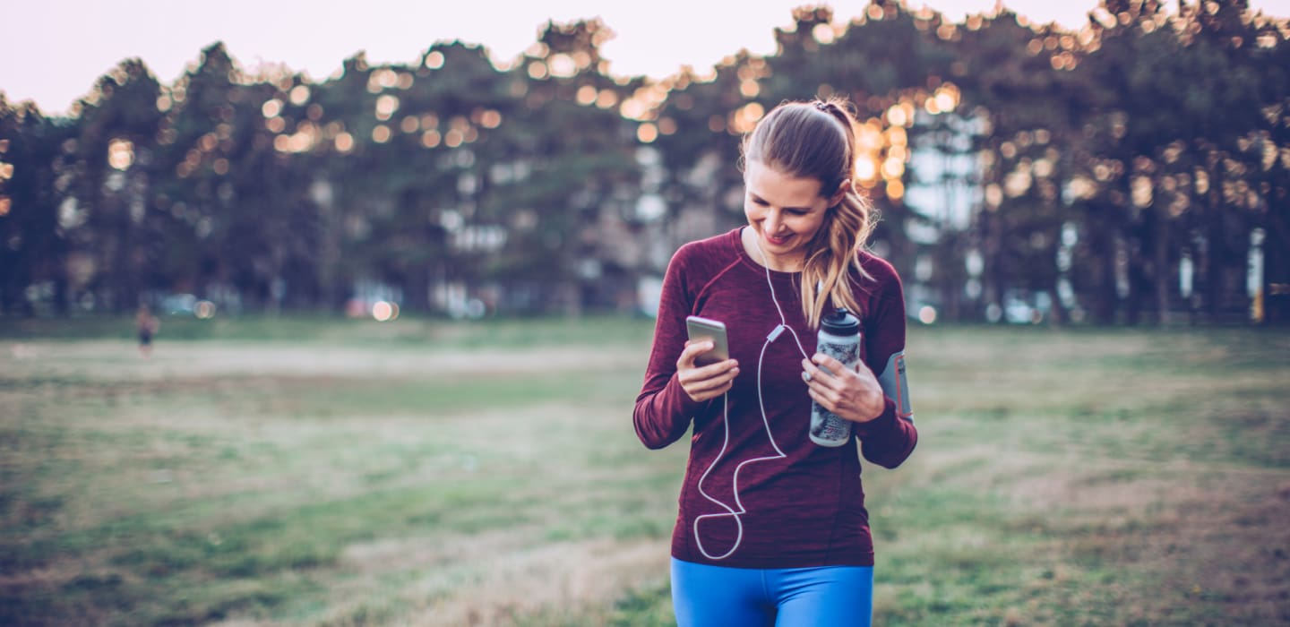 Walk to Wellbeing Podcasts
