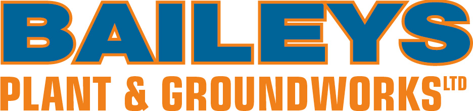 Baileys Plant & Groundworks logo