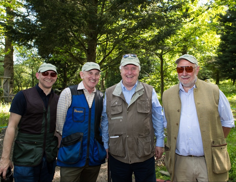 Inter Livery Clay Shoot 2019