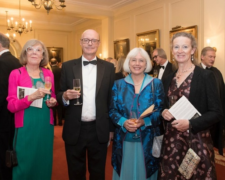 Liverymen and guests