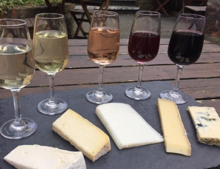 LOVE CHEESE - Discover France Virtual Tasting