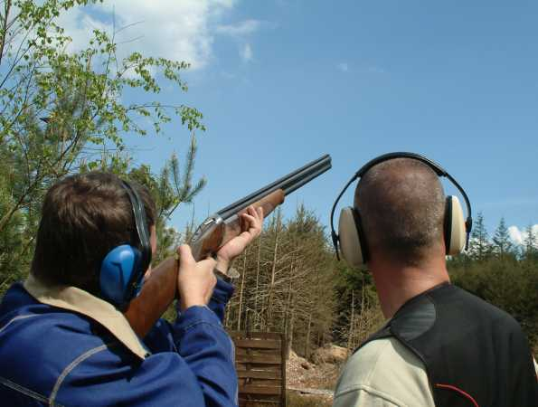 Clay Pigeon Shooting - Plus (NEW)