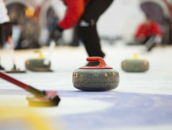 Curling Game Tournament