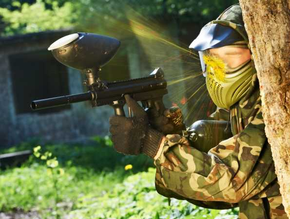 Paintball - Pro Package (NEW)