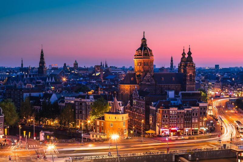 5 Great Stag Do Ideas in Amsterdam