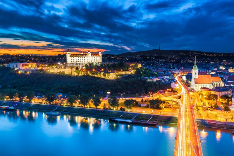Best Stag Do Activities in Bratislava in Summer