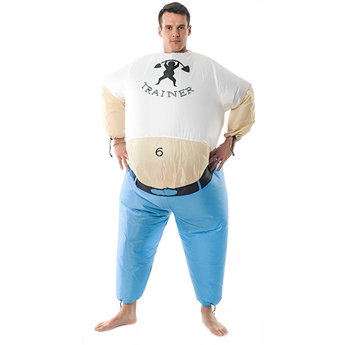 Stag Weekend fat man costume