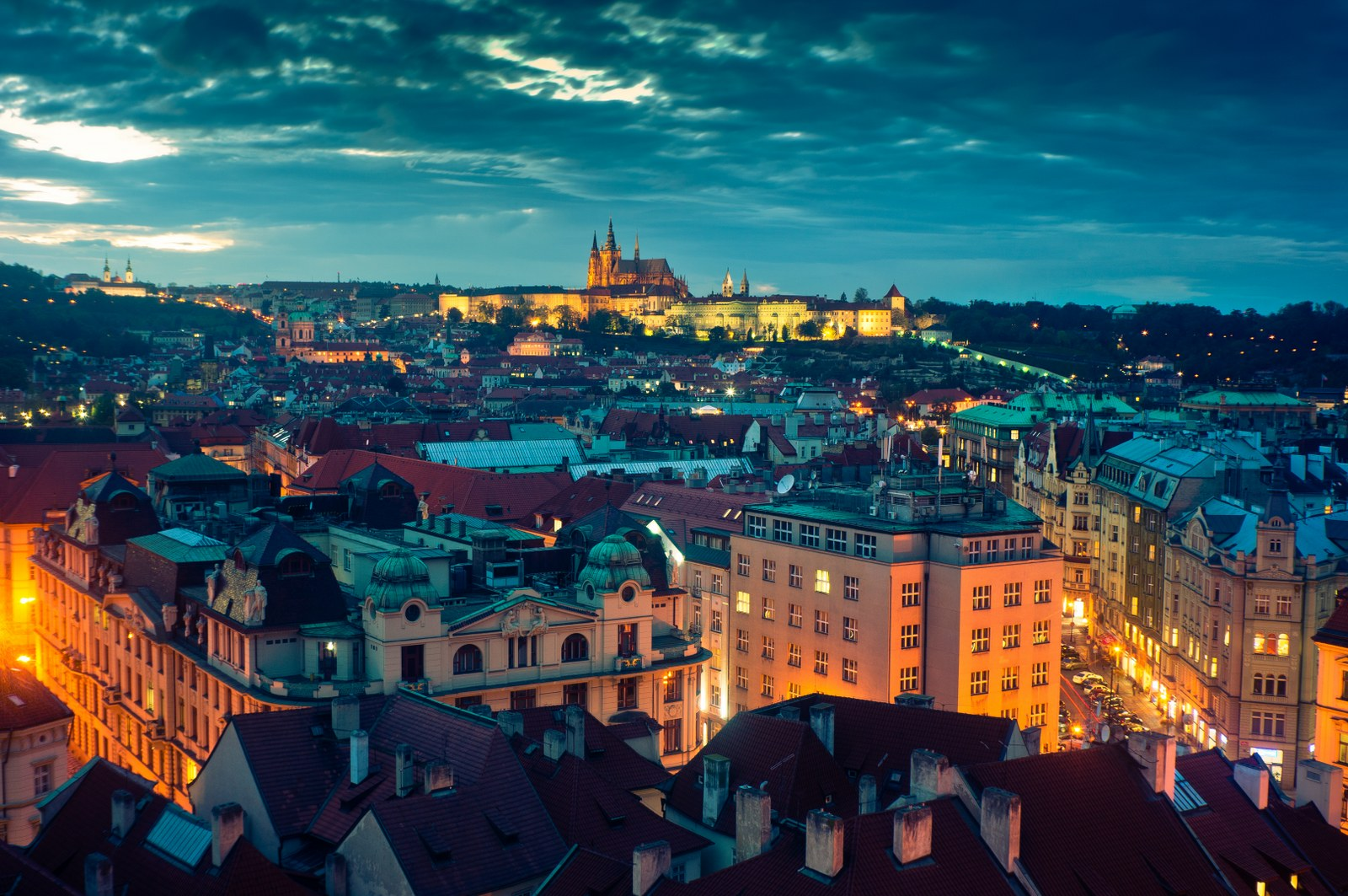 City in the Czech Republic, Prague