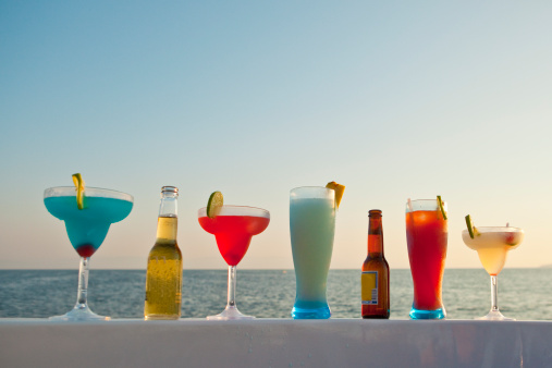 Six sexy cocktails