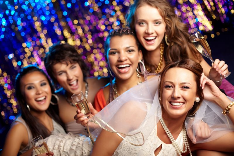 Fantastic Hen Party Games - Time to Go Wild!