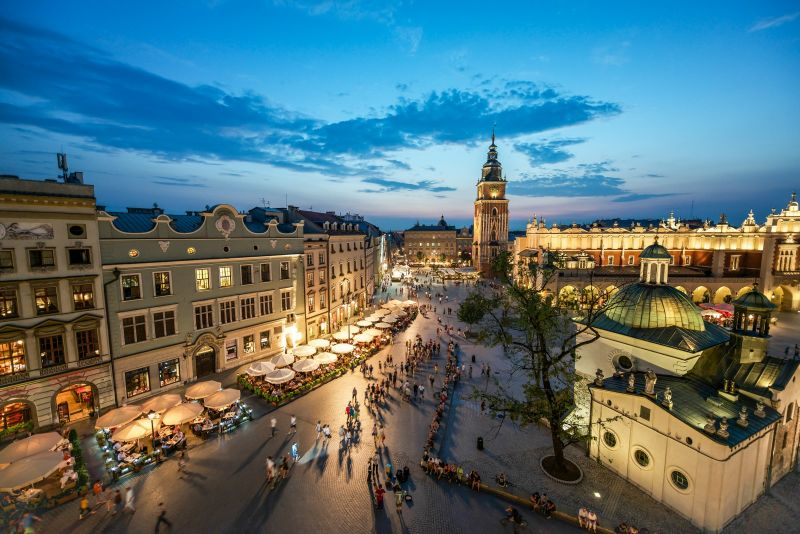 Guide To Krakow - Things To Do & See On Your Hen/Stag Weekend!