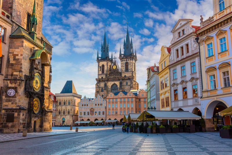 Top 10 Places to Visit in Prague Old Town on Your Stag Weekend