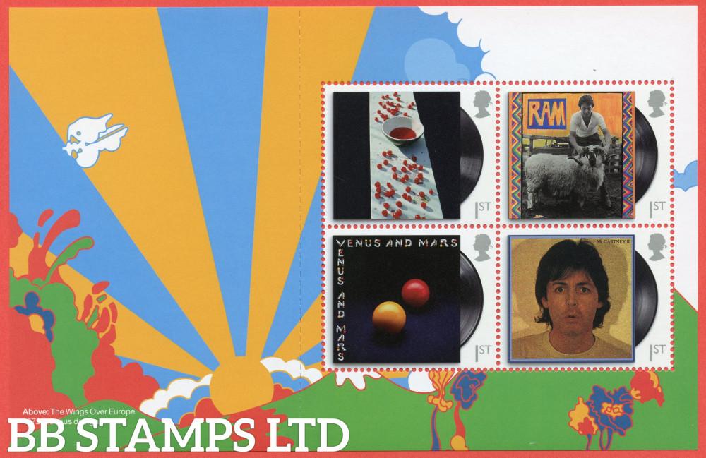 2021 Paul McCartney (Pane 1) from DY38 (28.05.21)