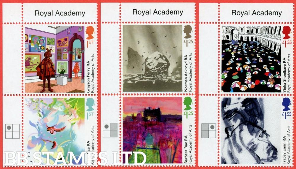2018 Royal Academy of Arts : 250th Anniversary