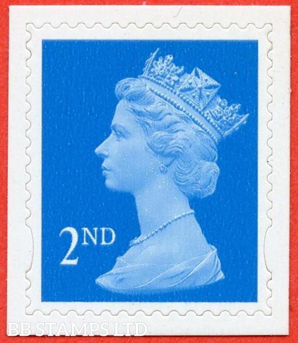 "SG. 2039b. 2nd Class "" Dagger Perfs "". Perf 14½ x 14 die - cut ( 22/06/98 ). A Superb UNMOUNTED MINT example of this very scarce and underrated modern perf ERROR."