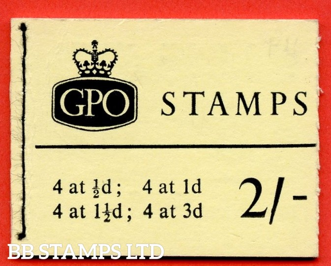 SG. N13p. 2/- 1963 August. With blue phosphor bands