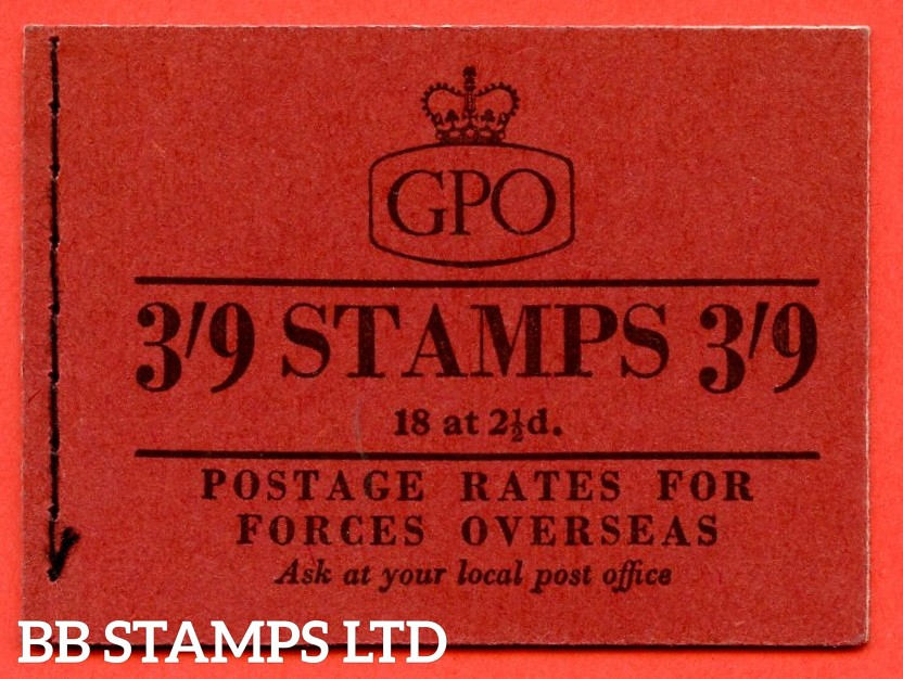 SG. G20. 3/9 1957 June. St Edwards Crown